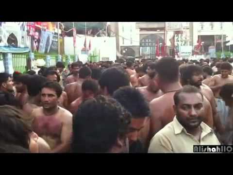 Lahore party (Ravi Road) | New Noha 2011 | Kyun Naiyo Aunde Mere Veer Pyare Nana