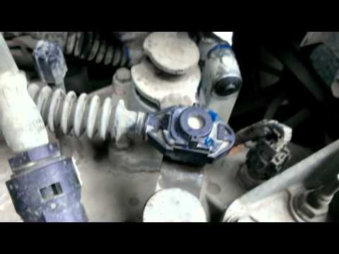 Suzuki SX4 Смазка привода переключения передач