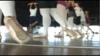 """MAQUILING BALLET TEASER TRAILER """"MUJERES"""""""