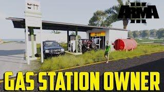 getlinkyoutube.com-ARMA 3 Project Life - Gas Station Owner