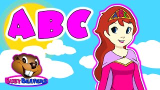 """getlinkyoutube.com-Princess ABCs """"I Love to Sing the ABCs"""" 