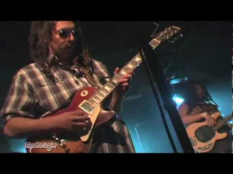 "TRIBAL SEEDS ""All I Know"" (plus Disco House intro) - live @ Cervantes"