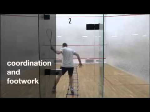 Agility, Explosiveness and Speed in Squash
