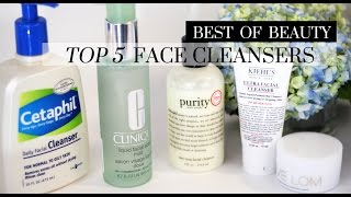 getlinkyoutube.com-Top 5 Best Facial Cleansers | LookMazing