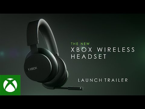 Xbox Wireless Headset for Xbox Series X-S, Xbox One, and Windows 10 Devices