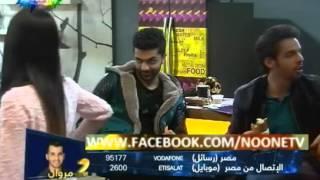 سهيلة  تقصف عباس عندما كلمته امام الطلاب - قص عشوائي سوهابي