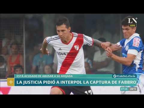 Entrevista al Dr. Marano sobre el pedido de captura internacional para Fabbro