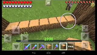 getlinkyoutube.com-Читер Читерское Выживание Minecraft PE 0.12.2 #1