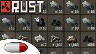 getlinkyoutube.com-Rust Raid ▶ LUCKIEST LOOT EVER? - Griefing Nazis - Super Jump Glitch (vanilla)
