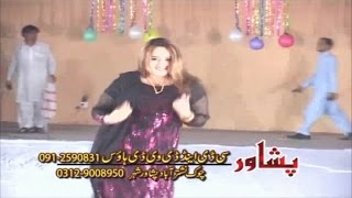 Pashto Stage Song With Dance - Dubai Musical Show 17 - Pushto Hit Stage Show