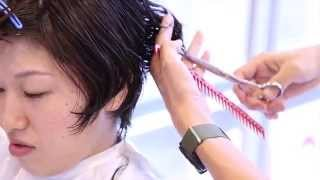 getlinkyoutube.com-「ギグス デ チェンジ #6」 hair cut ! before and after