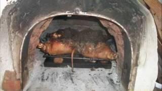 getlinkyoutube.com-como hacer un horno de barro ( familia Correa Bermúdez)