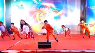 getlinkyoutube.com-School Annual day Honey bunny dance