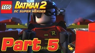 getlinkyoutube.com-TGC :: LEGO Batman 2 - DC Super Heroes#5 เลโก้ ถล่มรถราง