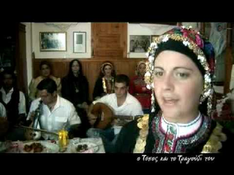 Karpathos / The land and it's music