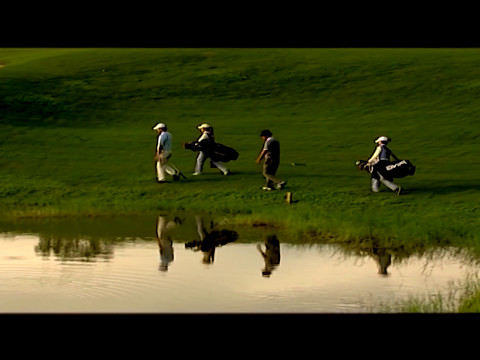 Sân golf số 1 tại Việt Nam - Sân golf Đồng Mô