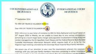 getlinkyoutube.com-ICJ-ICC SOVEREIGN JUDGE (Int'l. Court of Justice) OFFICIAL COMMUNIQUE TO HRH. TVM-LSM-666