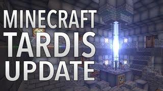 getlinkyoutube.com-My Minecraft TARDIS Project: Update #2