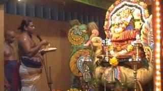 Chunnakam Kathiramalai Sivan Amman vasal 5th Thiruvizha