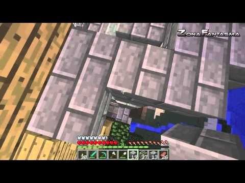 Minecraft NAUFRAGO con ALK4PON3 y PHANTOM Ep. 10 &quot; El Faro &quot;