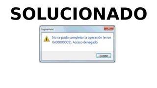 getlinkyoutube.com-0x00000005 error en sistemas windows (solución)