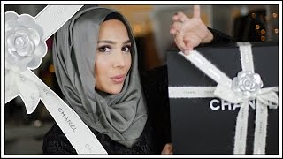 getlinkyoutube.com-MY CHANEL CLASSIC BAG UNBOXING | Amena
