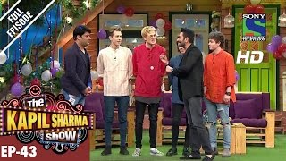 The Kapil Sharma Show -दी कपिल शर्मा शो-Ep-43-Shekhar & Vamps in Kapil Show–17th Sep 2016