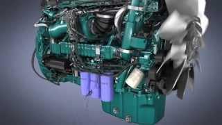 Volvo Trucks - Oil & Filter System