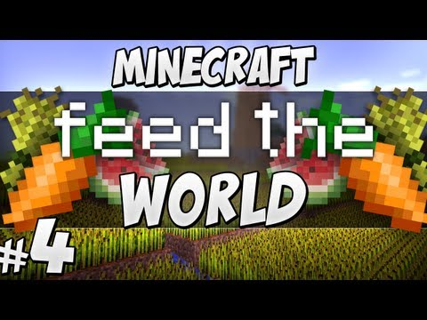 Feed The World - #4 Bees