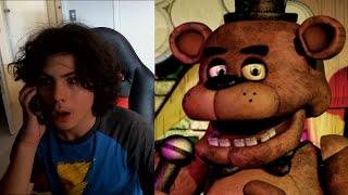 getlinkyoutube.com-Calling Freddy Fazbears Pizza:SOMETHING HAPPENS!!!!!
