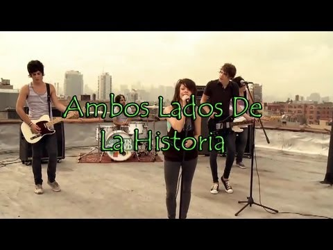 Both Sides Of The Story (Official Video) - We Are The In Crowd (Subtitulado al Español)