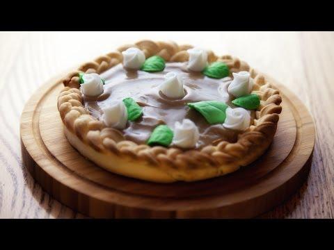 Easter Dulce de Leche Mazurek  - Wielkanocny Mazurek Krowkowy - Easter Recipe #153