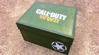 Unboxing the COD WWII