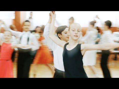 Конкурс бальных танцев в гимназии №38. Май, 2019