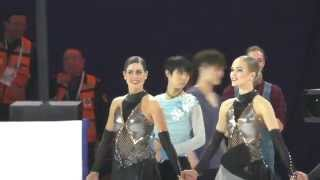 Versaillesレポ16世界選手権2015EXオープンング