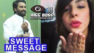 getlinkyoutube.com-Nitibha's SWEET MESSAGE For Manveer (VIDEO) | Bigg Boss 10