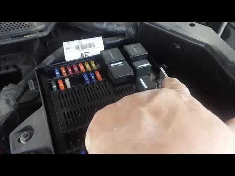 Jaguar XJ Battery Location and How to Jump Start