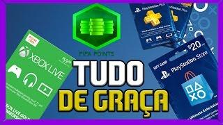 getlinkyoutube.com-CONSEGUIR DE GRAÇA PSN CARD, XBOX LIVE, FIFA COINS, BULLSHARK, AMAZON CARD, BITCOIN ETC