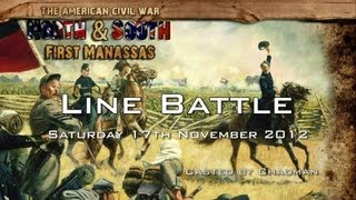 getlinkyoutube.com-Mount and Blade Line Battle - North & South Mod - Saturday Event (17-11-2012)