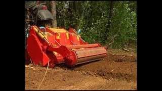 getlinkyoutube.com-SEPPI M. - MULTIFORST - Soil tiller & Forestry mulcher/ fresa suolo & legna/ Rodungsfräse