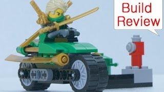 getlinkyoutube.com-Lego Ninjago(닌자고) 70722 OverBorg Attack - Build Review