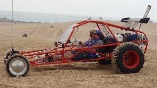 getlinkyoutube.com-SAND RAILS, A MOVIE! at Silver Lake Sand Dunes