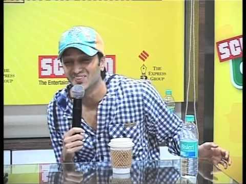 Screen Chatroom: Genelia wanted Riteish in 'Ready'