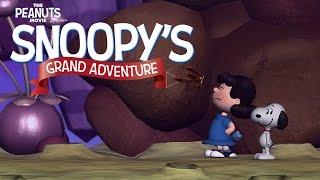 getlinkyoutube.com-Snoopy's Grand Adventure: Lunar Surface (Big Stompy's Rapid Run) - Part 3 Xbox One