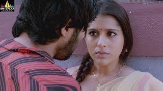 Guntur Talkies Movie Scenes | Siddu Flirts with Rashmi | Sri Balaji Video