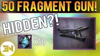 getlinkyoutube.com-Destiny - New Exotic Weapon At 50 Calcified Fragments ?