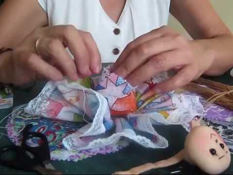 primer programa muñecas en trapo del taller de mimin (parte1)