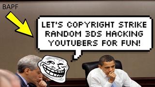 getlinkyoutube.com-The Belgium Anti-Piracy Federation is Targeting 3DS Modders