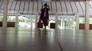 getlinkyoutube.com-Ujian Tari Lengger (Gambyong Banyumas)