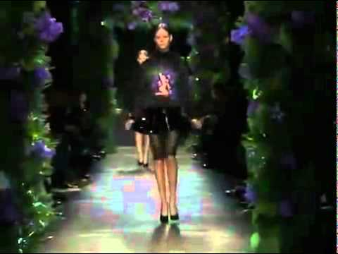 Givenchy Fall- Winter 2011 2012.flv